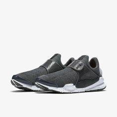hot sale online 85a0f ecbc2 June Latest New Arrival Fragment x Nike Sock Dart Charcoal Grey Iron Grey  2017 Fall Winter