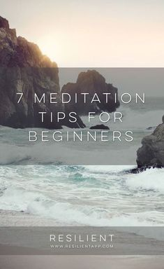 In simplest terms, meditation is about completely focusing one's attention on a single object, concept, or action. There are several different ways to meditate, and many different belief systems built around different kinds of meditation, but in a nutshell, that is all that meditation is. Here are 7 meditation tips for beginners. #beginner #meditation
