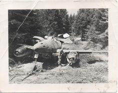 Paragraph 86 und 86a StGB. Das Foto war in der Zeit des Krieges von amerikanischen Soldaten, keine Reproduktion genommen worden !   eBay!