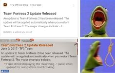Waiting for the Pyro Update be like... #games #teamfortress2 #steam #tf2 #SteamNewRelease #gaming #Valve