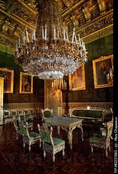 Piedmont, Turin, interiors of the Royal Palace , Italy