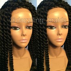 Mambo lace front wig