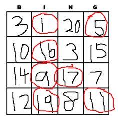 Kids ESL: All about teaching English to kids!: Game: Bingo
