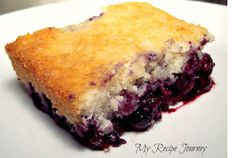 3 Ingredient Cobbler | AllFreeCasseroleRecipes.com