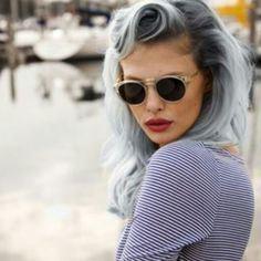 50 Shades of Grey Hair
