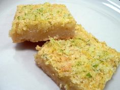 How To Make Lemon-Lime Bars - Cook Like Your Grandmother