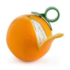 Orange Peelers - From Lakeland Cool Kitchen Gadgets, Home Gadgets, Cooking Gadgets, Gadgets And Gizmos, Cooking Tools, Kitchen Hacks, Cool Kitchens, Technology Gadgets, Toy Kitchen