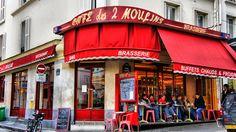 Cafe Amelie Poulain