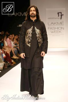 Nikhil Thampi at Lakme Fashion Week 2013