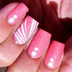 Instagram photo by divalicious01 #nail #nails #nailart