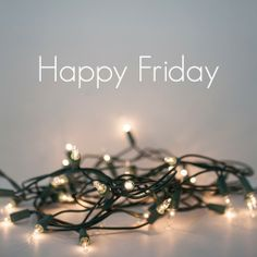 #tgif Thank God It's Friday! First one of 2014! Friday Love, Daily Affirmations, Tgif, Happy Day, Happy Holidays, Words, Simple Things, Christmas, Holiday Decorations