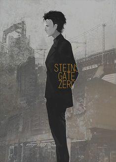 Steins Gate 0 okabe huke