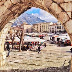 Sulmone, Abruzzo