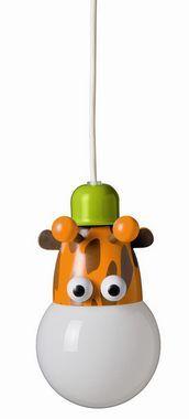Dětský lustr 40590/55/16, #chandelier #giraffe #ceiling #children #kid #kids #baby #boy #girl #philips