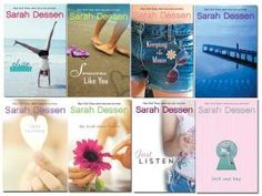 Love these cute teen love books