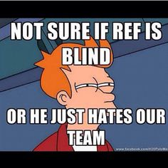 I hate refs like this #allrefs #waterpoloproblems