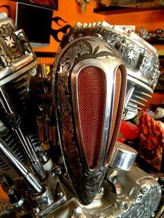 Engine masterpiece.