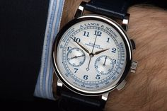"""Gentleman Chronographs: Measuring The Passing Of Time In Style"" via @watchville"