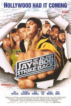 Jay and Silent Bob Strike Back (Kevin Smith)