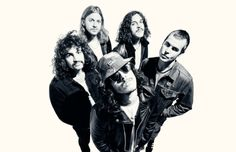 Sticky Fingers are a melting pot of psych, rock, reggae, & bourbon. Matt Corby, Hippie Sabotage, Angus & Julia Stone, Best Drums, Band Photography, Sticky Fingers, Band Photos, Bad Girl Aesthetic, Saddest Songs