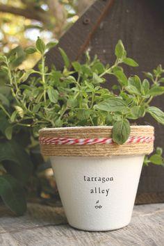 Tarragon Alley by PlantPuns on Etsy