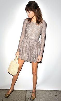 Alexa Chung- pretty
