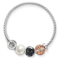 Браслет from the Karma Beads collection in the THOMAS SABO online store