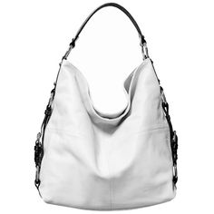 I have two of these already, and I need a white bag like I need a hole in my head. But it's a pretty bag for someone who can keep it clean!