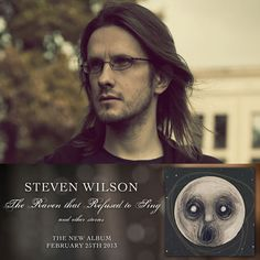 Steven Wilson, The Raven that Refused to Sing
