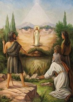 Hidden Images: Optical Illusion Paintings by Oleg Shuplyak Jesus Optical Illusion, Optical Illusion Paintings, Art Optical, Funny Illusions, Optical Illusions Pictures, Illusion Pictures, Illusion Kunst, Illusion Art, Illusion Drawings