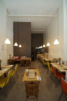 LA Fashion District: Brazilian Dining at Wood Spoon - 107 W. 9th St., Los Angeles, CA