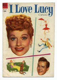 I Love Lucy Comics
