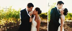 Wedding portraits at Kunde Family Estate in Sonoma, California. Tinywater Photography, http://tinywater.com.