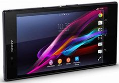The Phablet: Phone / Tablet Sony Xperia Z Ultra and Sony SmartWatch Sony Phone, Smartphone News, Sony Xperia, Galaxy Note, Autofocus Camera, Smart Watch Apple, Verizon Wireless, Technology Design, La Galaxy