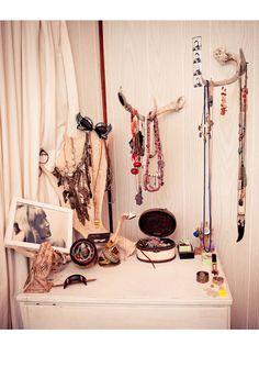 Antler Jewelry Hangers