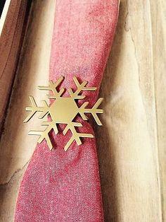 4x Ikea Serviettenringe Serviettenhalter Advent Weihnachten Winter Serviette Neu