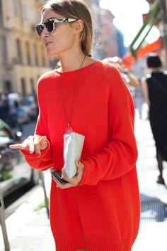 Milan Fashion Week STYLE AND THE CITY