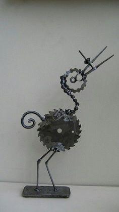 Metal Art.: