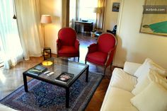 Bright and Classy: Recoleta 3 Br  in Buenos Aires