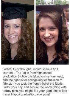 Image result for how to wear a graduation cap