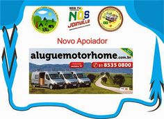 NÓS DE JOINVILLE WEB TV: Aluguel de motorhome no Brasil