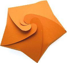 Silhouette Design Store - View Design #26995: 3d star pouch box 2