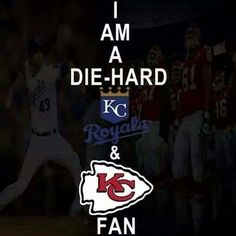 its crazy the chiefs haven't lost not once because the royals won the World Series Kansas City Chiefs Football, Royals Baseball, Football And Basketball, Kansas City Royals, Kansas City Missouri, Go Blue, Home Team, World Of Sports