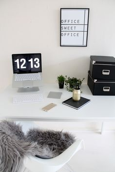 I Love Everything About This Office! Especially The Office Sweet Office Sign!!!