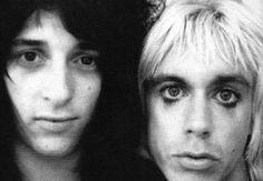 johnny thunders and iggy pop