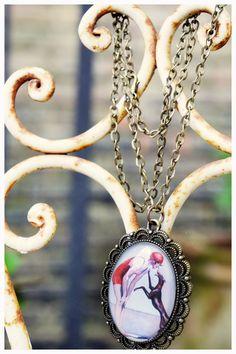 Collezione di bijoux & accessori FLAPPER DOG Ciondolo ovale