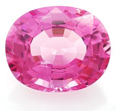 Pink Mozambique tourmaline oval weighing 4.21cts from Shalawa, Africa. Unlike Rubellite and most Pink Tourmalines, pink and red stones from Shalawa does not brown out under incandescent lights. With somes exceptions, intense pink, purple or red color will be the same under sunlight and incandescent light. More @ www.multicolour.com and #gemstones