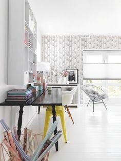 escritorio salón