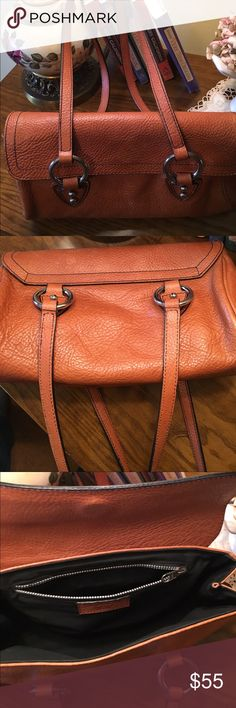 Gorgeous Italian Leather Purse! Beautiful Italian Leather Purse! In great condition! By Gianfranco Listi. Brown color. Gianfranco Listi Bags