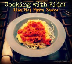 Taming the Goblin: Kids Coop - Cooking with Kids